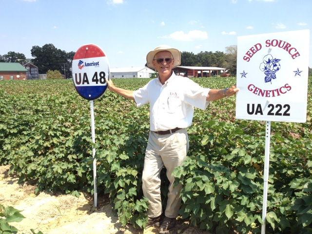 Arkansas cotton breeder Fred Bourland says a producer must have priorities before he decides which cotton varieties to plant.