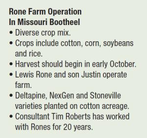 Rone Farm Operation
