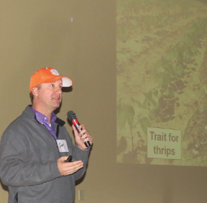 Jeremy Greene, Clemson University Extension entomologist
