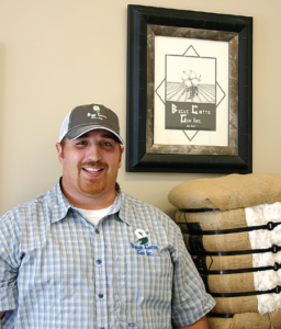 Kevin Mast, Bogue Chitto Gin safety director, has been instrumental in the gin receiving SCGA's Platinum Award for Excellence in both 2014 and 2015.