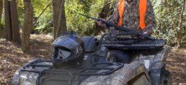 Take Precautions With Hunting, ATVs