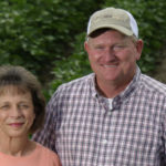 Lonnie Fortner and wife Karen