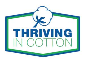 Thriving in Cotton logo