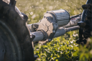 Valley Irrigation X-Tec motor