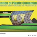 Prevention of Plastic Contamination