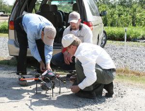 Jim Robbins, U Ark drones