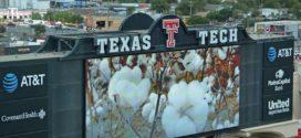 Texas Tech Football Game Scores A Big Win For Cotton