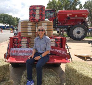 Vicky Boyd Celebrate Cotton