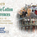 2019 Beltwide Cotton Conferences