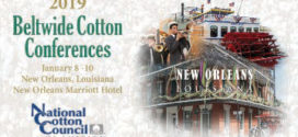 2019 Beltwide Cotton Conferences Event Highlights Efficiency