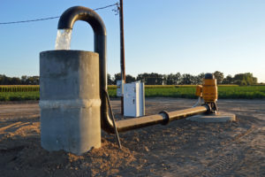 california water well