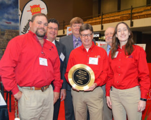 lubbock electric booth award