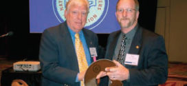 The National Cotton Ginners'  Association Honors Barnes