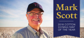 2018 Cotton Consultant of the Year