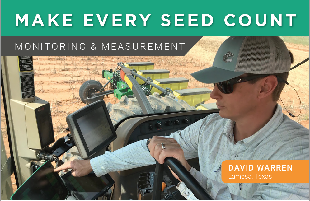 david warren, precision planting