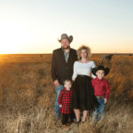shane, sammijo mclain and their family