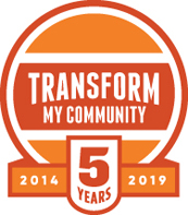 transform my community logo