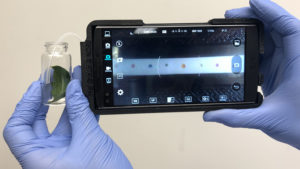 smartphone disease detection