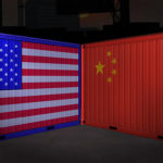 chinese u.s. flags