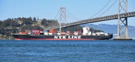 Bottlenecks at California ports delay farm exports