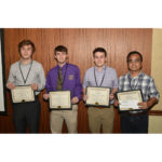 LACA scholarship winners, 2020