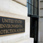 EPA building sign