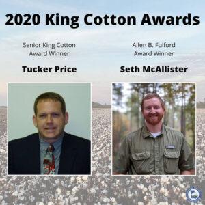 georgia cotton king awards