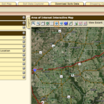 web soil survey screen